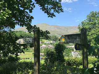 Puddleduck House, Central Lake District - Coniston - Super Fast WiFi