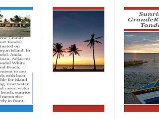 Sunrise Grande Resort Tondol - Apartment 1