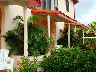 Holiday Villa Rental near Hewanorra International Airport
