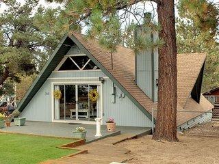 A-Frame Retreat House