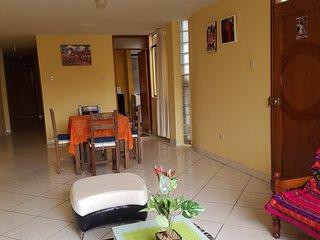 RECOLETA DEL INKA 2 - cozy & quiet Apartament