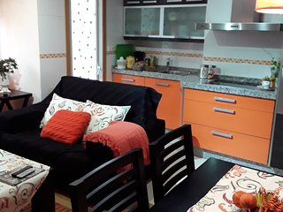 Beautiful apt in Orense & Wifi