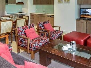 Mallee | Private Apartment at Sea Temple Palm Cove