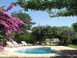 Villa 3*** La Milouyette avec piscine privee proche Carcassonne