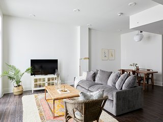 Architectural 1BR on St. Charles by Sonder