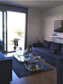 Internet, SmartTV écran plat, accès balcon aménagé par double baie vitrée
