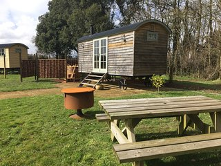 Stanley Hut - Jordans Estate Glamping