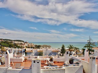 CM211 - Semi-detached house with fantastic sea views- - Costa Bercelona