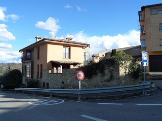 Casa rural El Navarrico en Sos del Rey Catolico