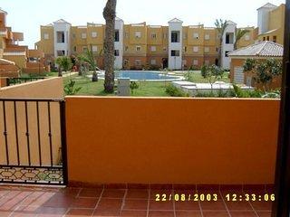 Apartamento en Vera,  naturista,  Parque Vera 4 ubicado a 100 m de la playa