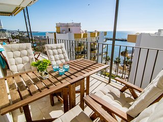 MDM-2 bedroom penthouse front line beach Marbella