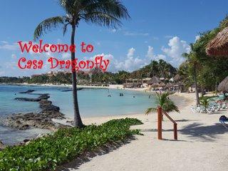 Casa Dragonfly ~ Chac Hal Al Puerto Aventuras (outside Playa del Carmen)
