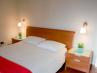 Family Suite with 2 Bedrooms close to Port and in the City Center Civitavecchia