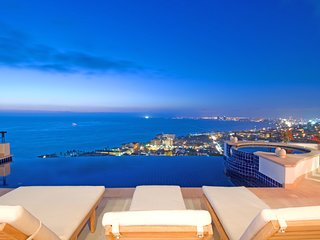 Breathtaking Views over Vallarta, Waterfall Feature, Heated Infinity Pool, Cook/