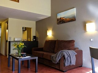 Family-Friendly Suite w/ Free WiFi, Pool, Golf, Tennis, Sauna & Breakfast Buffet