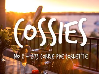 'Cossies', 2/273 Corrie Parade - stunning views &  air conditioned