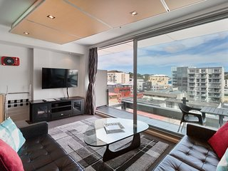 Awesome Central Wellington Apartment