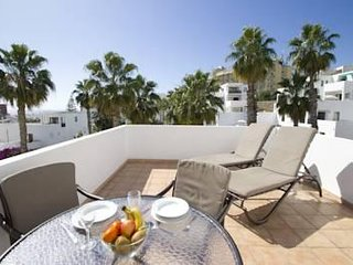 Tenerife 2BR - Private Terrace with Beautiful Views & 2 Resort Pools!