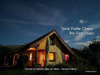 Terre Paille Chaux, Bio-Eco-Logis en Trieves