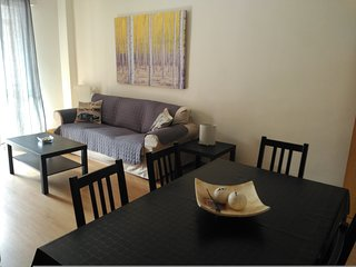 APARTAMENTO COMODO Y TRANQUILO EN ZAMORA (ZA APARTMENTS 1, your place to stay!)