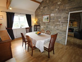 Forge Cottage - Dining Room (seats 8)