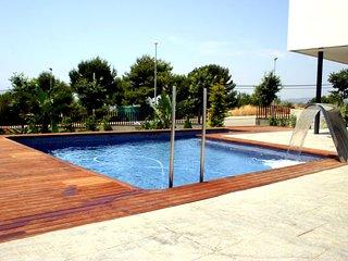 VILLA CLARA, moderna casa con piscina privada y
