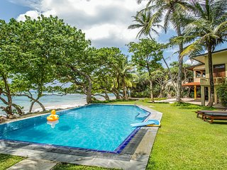 Special rates for May/June 2018 at South Point Abbey luxury beach villa