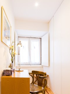 Working space | desk in the bedroom