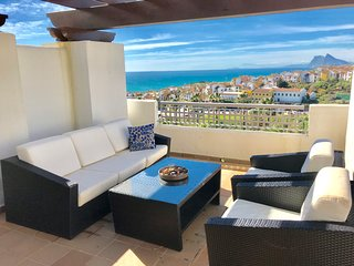 Charming apartment with espectacular views near to the beach