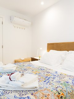 Bedroom 1 | Air Conditioning (heat and cold) in all the rooms
