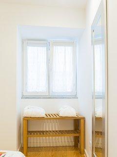 Bedroom 2 | Natural light in both bedrooms