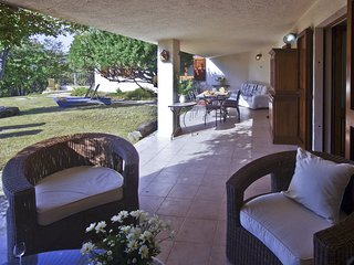 Villa Porto Campana a short stroll from the gorgeous beach of Chia Sardinia