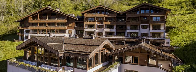 Residence GRANDES ALPES****T6 10/12pers.