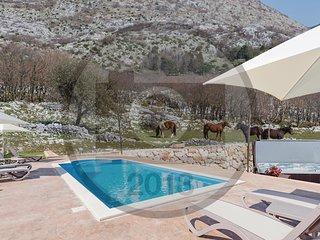 2 bedroom Villa in Kržanići, Splitsko-Dalmatinska Županija, Croatia : ref 558348