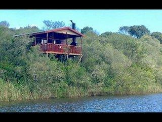 Eland Forest hut