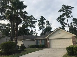 Premium 3 Br Furnished House The Woodlands,TX