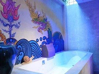 Baan kamala Fantasea Hotel ; Premium Double Bed