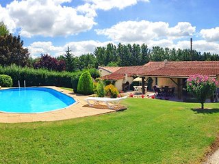 3 bedroom Villa in Condéon, Nouvelle-Aquitaine, France : ref 5517494