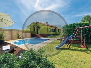 2 bedroom Villa in Sajini, Istria, Croatia : ref 5520022