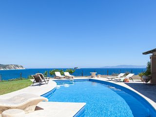 Blue Sea view villa  5bedrooms, private pool