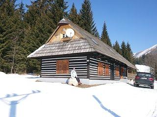 Slovakia holiday rentals in Banska Bystrica Region, Telgart