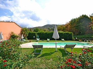 6 bedroom Villa in Catrosse, Tuscany, Italy : ref 5506584