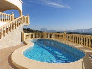 Villa Panorama Le calme de la montagne a 12 km de la mer
