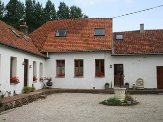 Traditional Farmhouse providing spacious accomodation in a peaceful location.