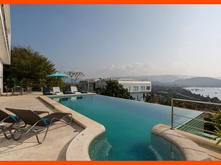 Villa 23 - Views over Bophut Bay (3 BR option)