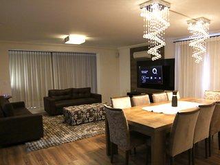 Luxuoso apartamento no coracao de Gramado