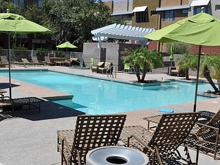 Glendale Condo- Just a walk away from restaurants, football, hockey, and fun!