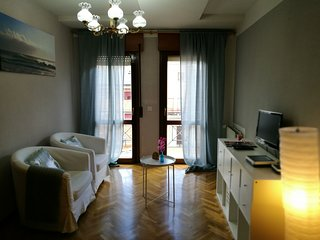 COZY DUPLEX IN MADRID-GALAPAGAR, NEAR ESCORIAL, SEGOVIA,  AVILA ROZAS VILLAGE ..