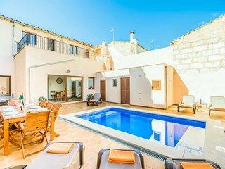 4 bedroom Villa in sa Pobla, Balearic Islands, Spain : ref 5584084