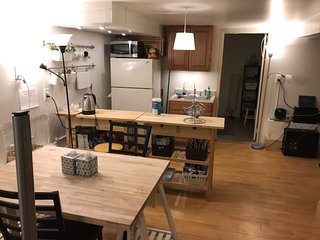 Charming Mission Studio/Office with Private Yard